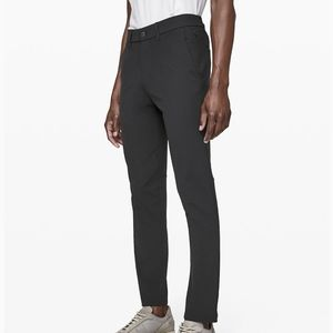 Men's Lululemon Commission Pant Slim Warpstream